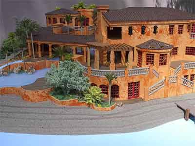 Walmer Res, Chandler, AZ Model by Upscale Architectural Models, Inc.